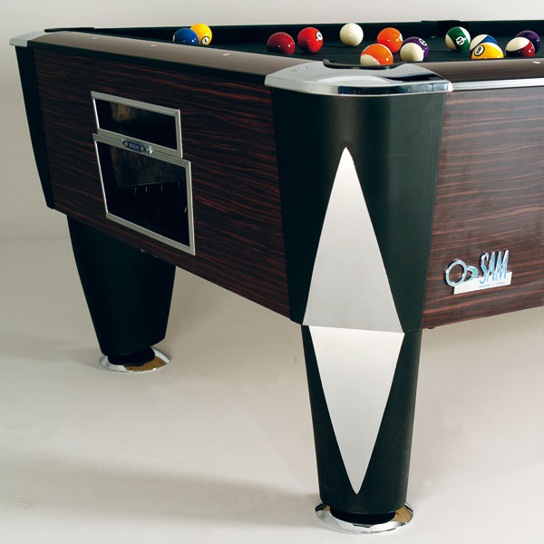 Magno Coinop American Pool Table SAM Billiards - American pool table company