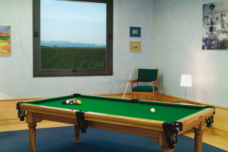 Classic Pool (Vintage Series) - Professional American Pool also at home.