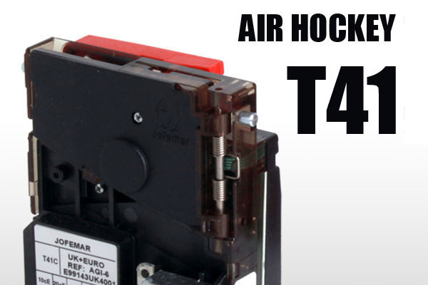 T41 Coin Acceptor Air Hockey