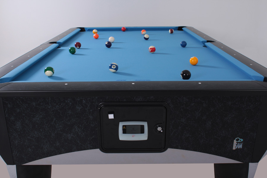 Magno Pro - The professional coin-op american pool table