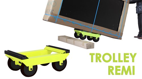 Trolley Remi | Billares SAM