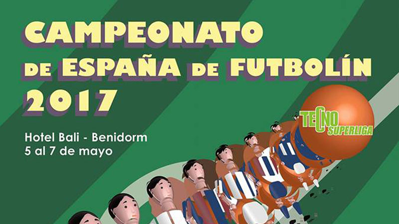 Spanish Table Soccer Championship 2017