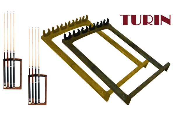 Turin cue rack | Billares SAM