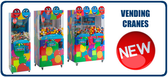 Vending Machines for kids from SAM