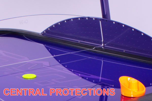 Protections Air Hockey