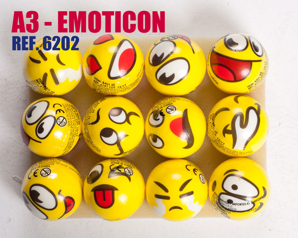 Lot 11 - Toy SAM - PU ANTISTRESS BALLS