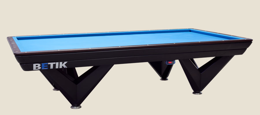 Betik Pro. Carom - The new professional carom table by SAM