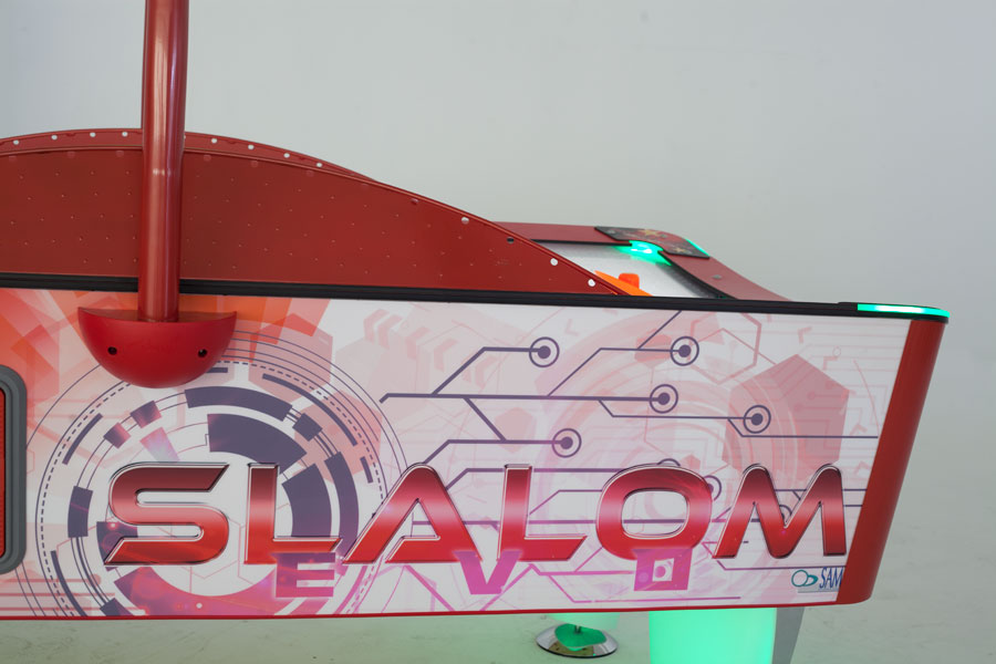 Slalom Evo 2 - More features and new design