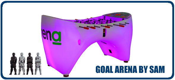 GOAL ARENA BY SAM
