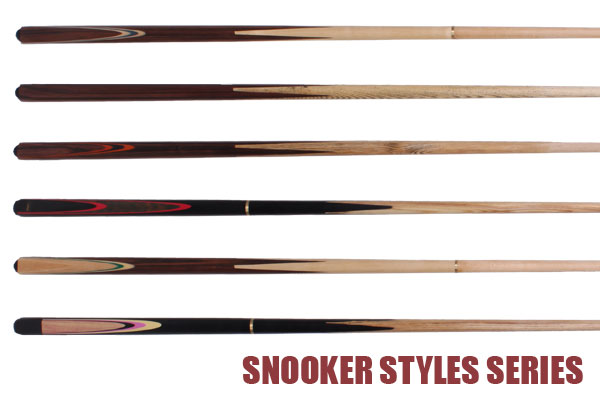 Snooker Styles - Le snooker à un grand niveau professionnel.
