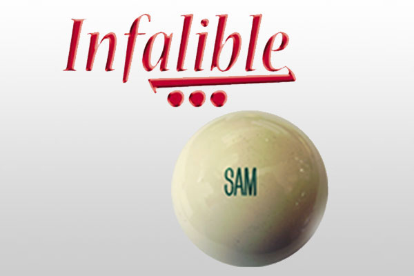 Magnetic cue ball Infalible | Billares SAM